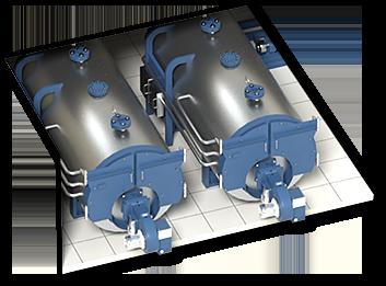 sistemas de calderas